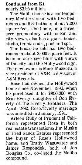 1992.12.13 - Los Angeles Times - Heavy Metal's Silver Lining (Axl) LozuslAk_o