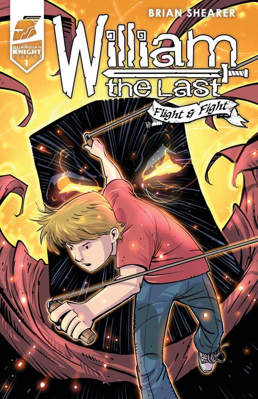 William the Last - Flight & Fight 001 (2019)