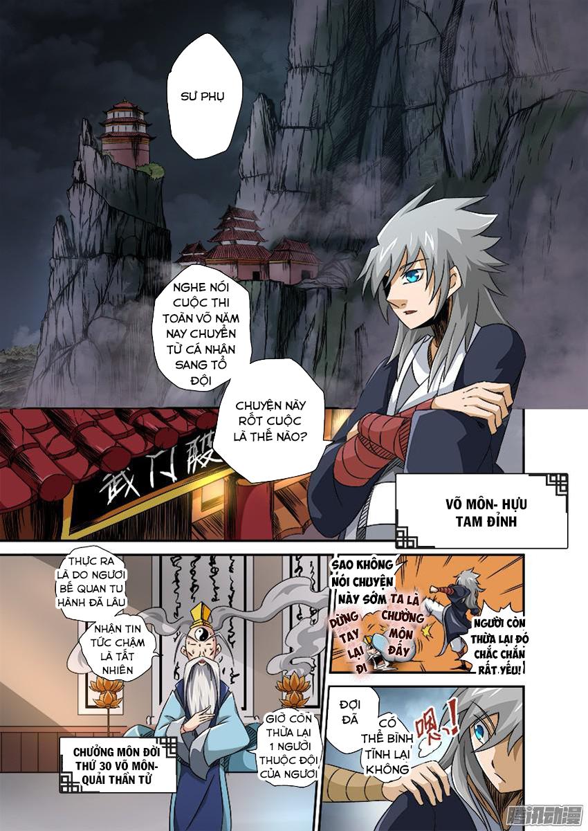 Quyền Bá Thiên Hạ Chapter 132