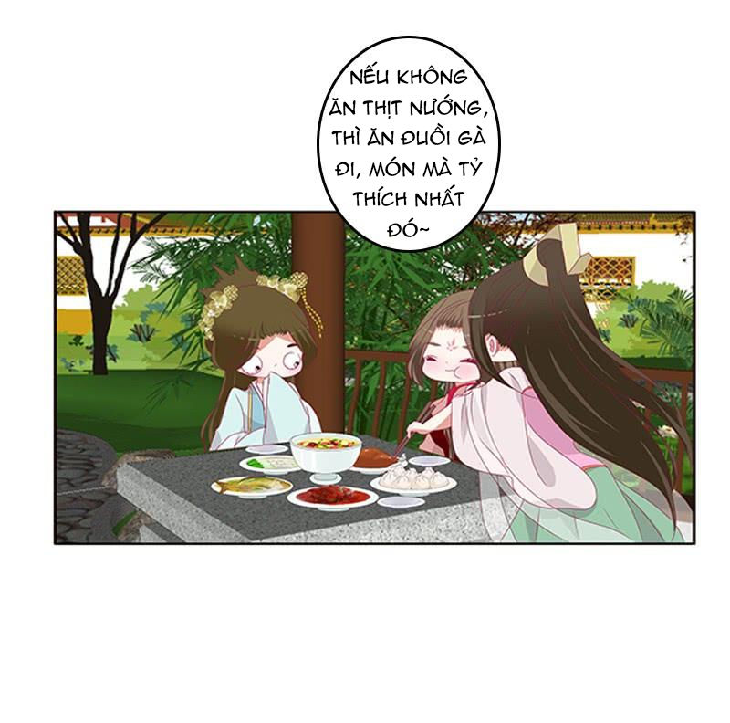 Thông Linh Phi Chapter 466 - Trang 13