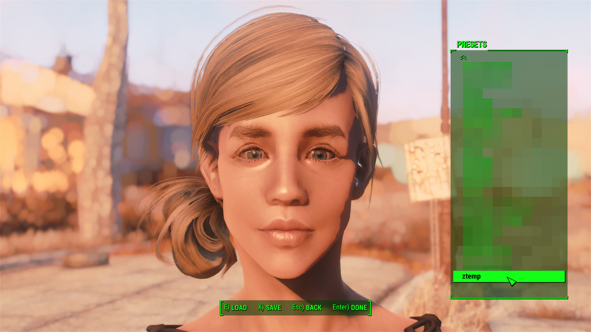 Solved] Lipstick being added back to character on game load