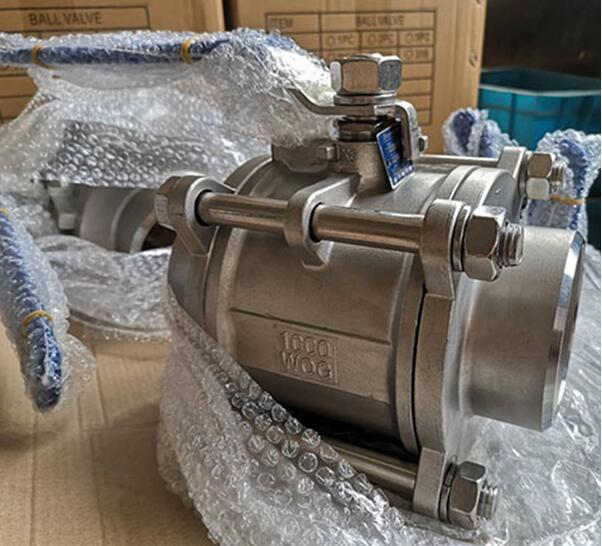 Butterfly valves, ball valves and other valve products of Bundor are exported to South America and Africa