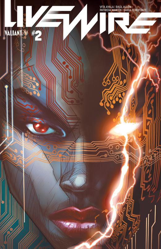 Livewire #1-12 (2018-2019) Complete
