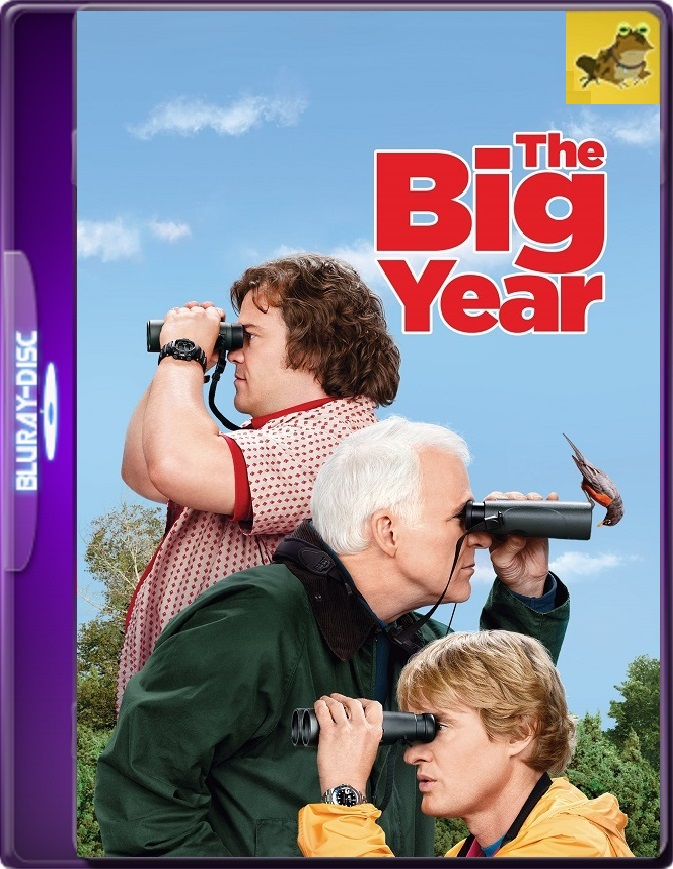 El Gran Año (2011) Brrip 1080p (60 FPS) Latino / Inglés