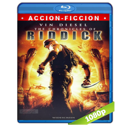 descargar La Batalla De Riddick [m1080p][Trial Lat/Cas/Ing][Ficcion](2004) gartis
