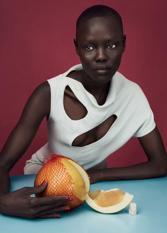 Sunrise Market / Grace Bol by Solve Sundsbo / Luncheon Magazine
