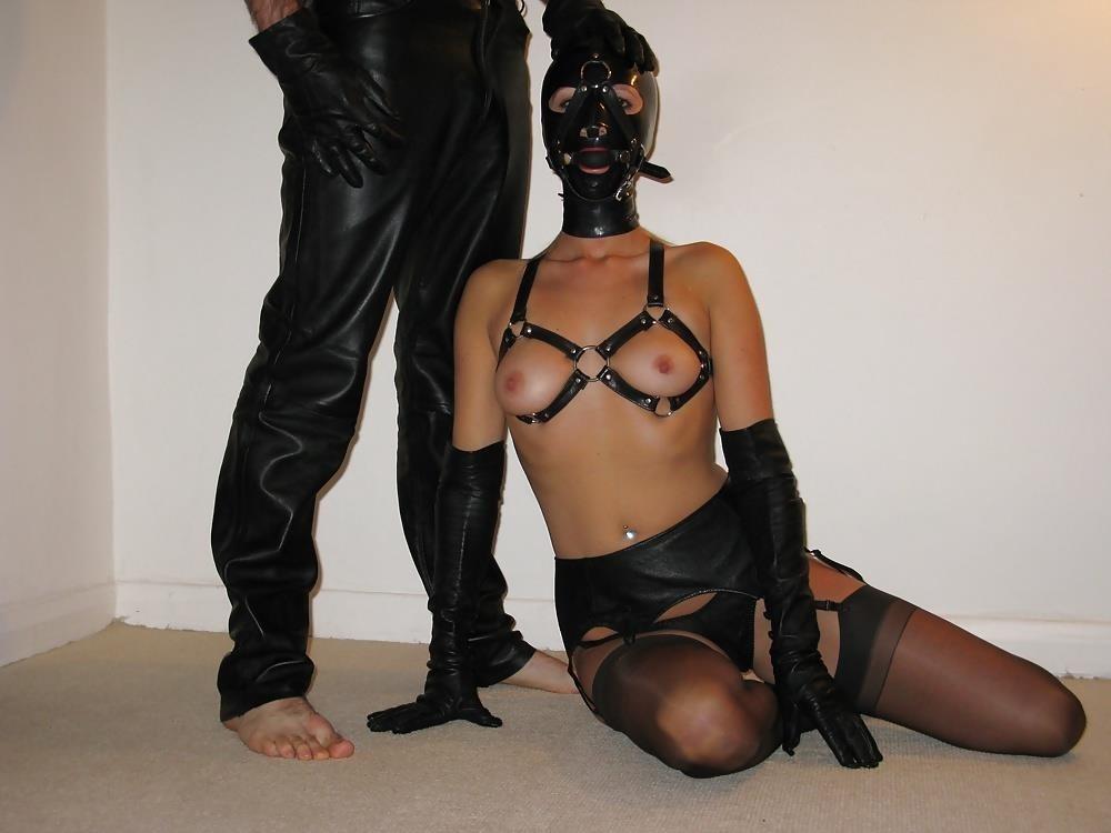 Leather girl bdsm-8300
