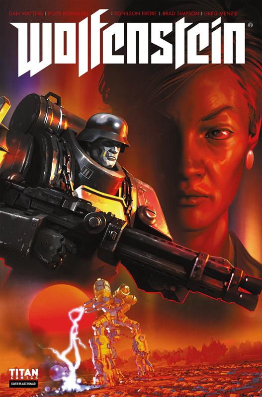 Wolfenstein #1-2 (2017) Complete