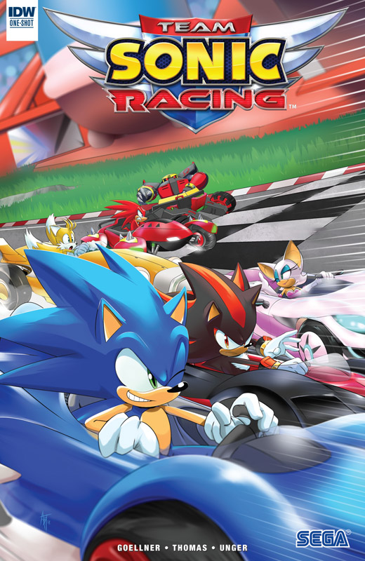 Team Sonic Racing (2018)