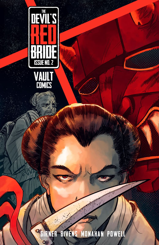 The Devil's Red Bride #1-5 (2020-2021)
