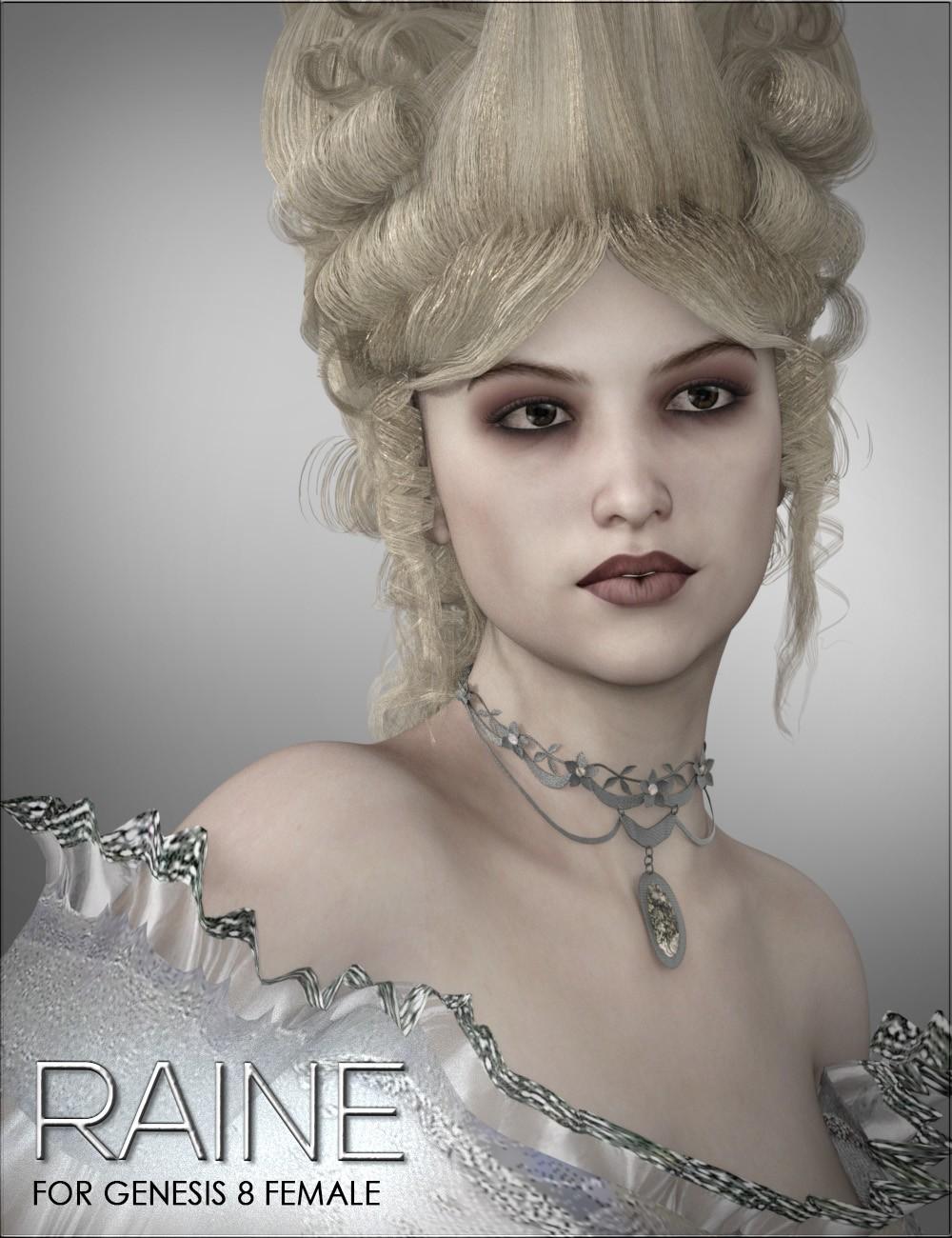 VYK Raine for Genesis 8 Female