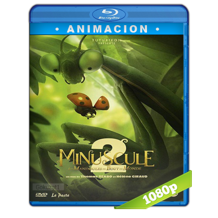 descargar Minusculos 2 Full HD1080p Audio Sin Dialogos[Animacion](2019) gratis