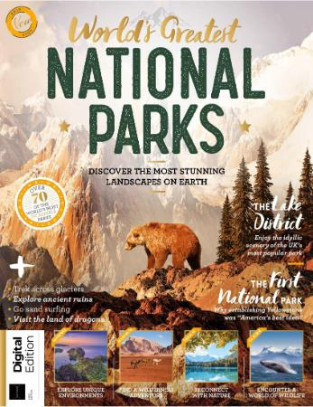 70 Worlds Greatest National Parks 2019