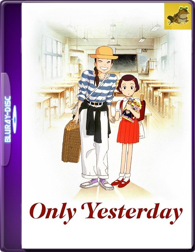 Recuerdos Del Ayer (1991) Brrip 1080p (60 FPS) Latino / Japonés