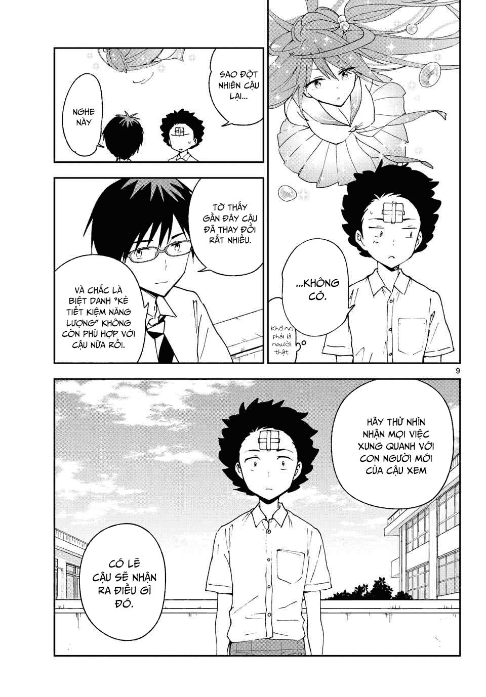 Hatsukoi Zombie Chapter 30 - Trang 10