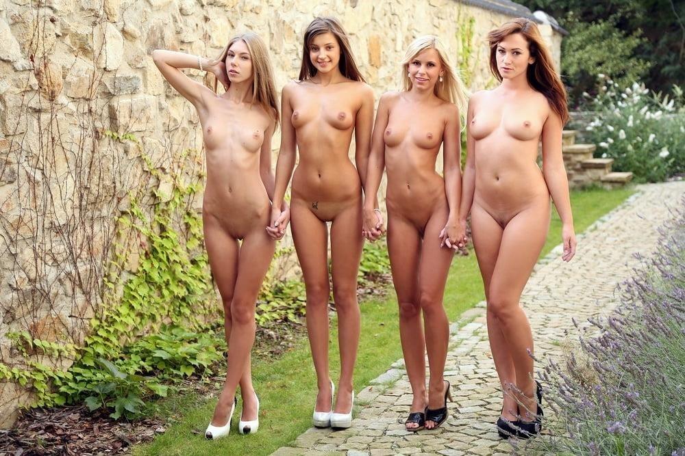 Naked girls in panties-8530
