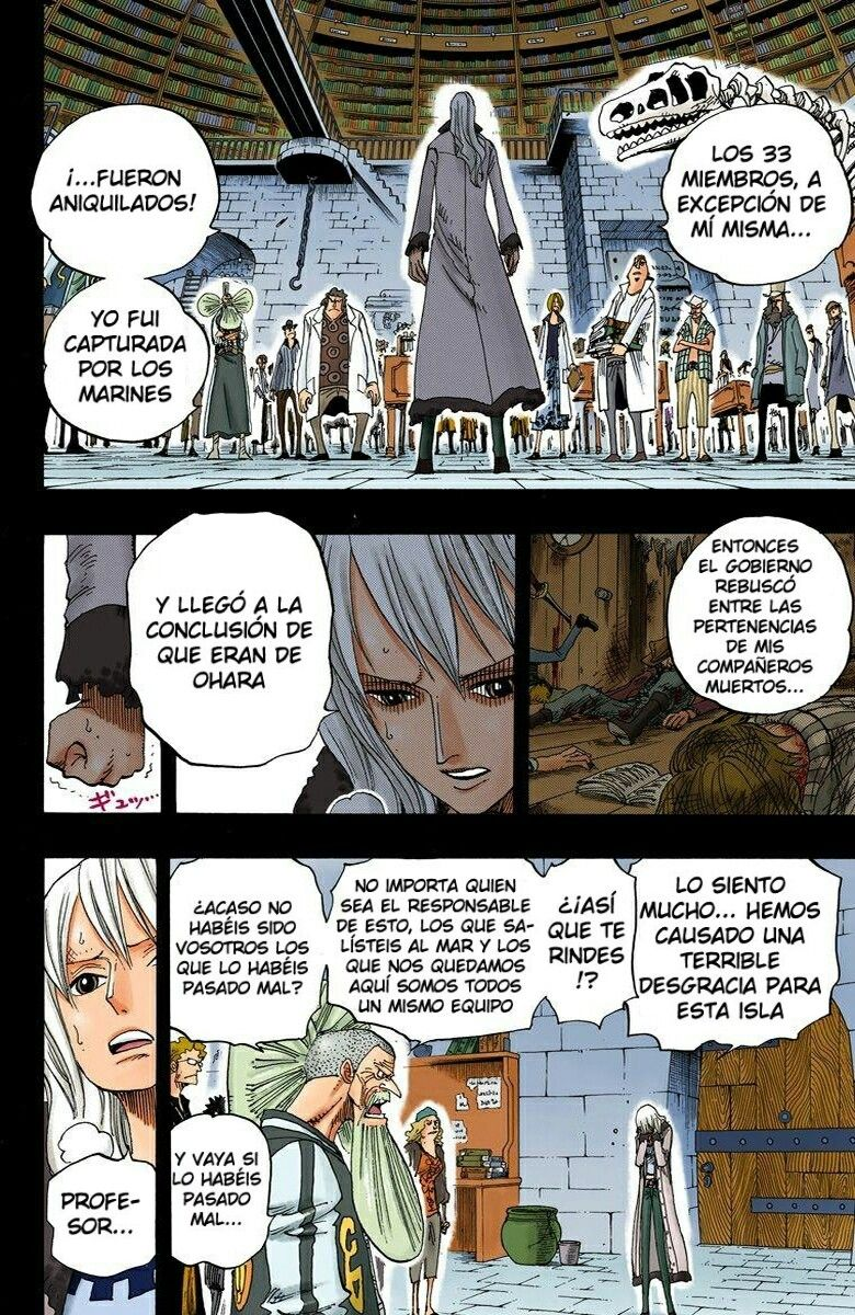 One Piece Manga 391-398 [Full Color] T8Q0GDQ7_o