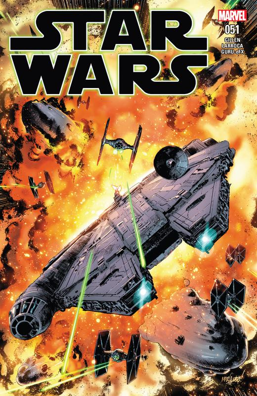Star Wars Vol.4 #1-75 + Specials + Annuals (2015-2020)