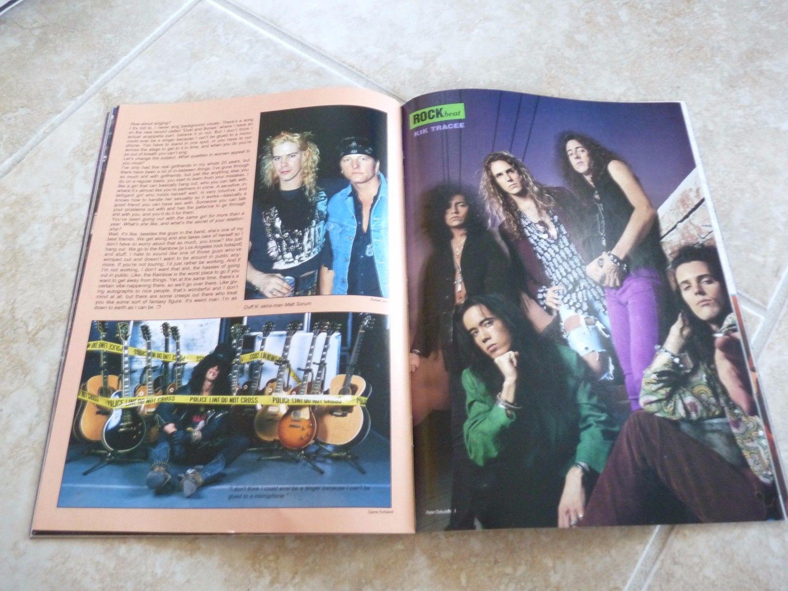 1991.07.DD - ROCKbeat Magazine - Guns N' Roses: The Grand Illusion (Slash) FLs7zi7H_o