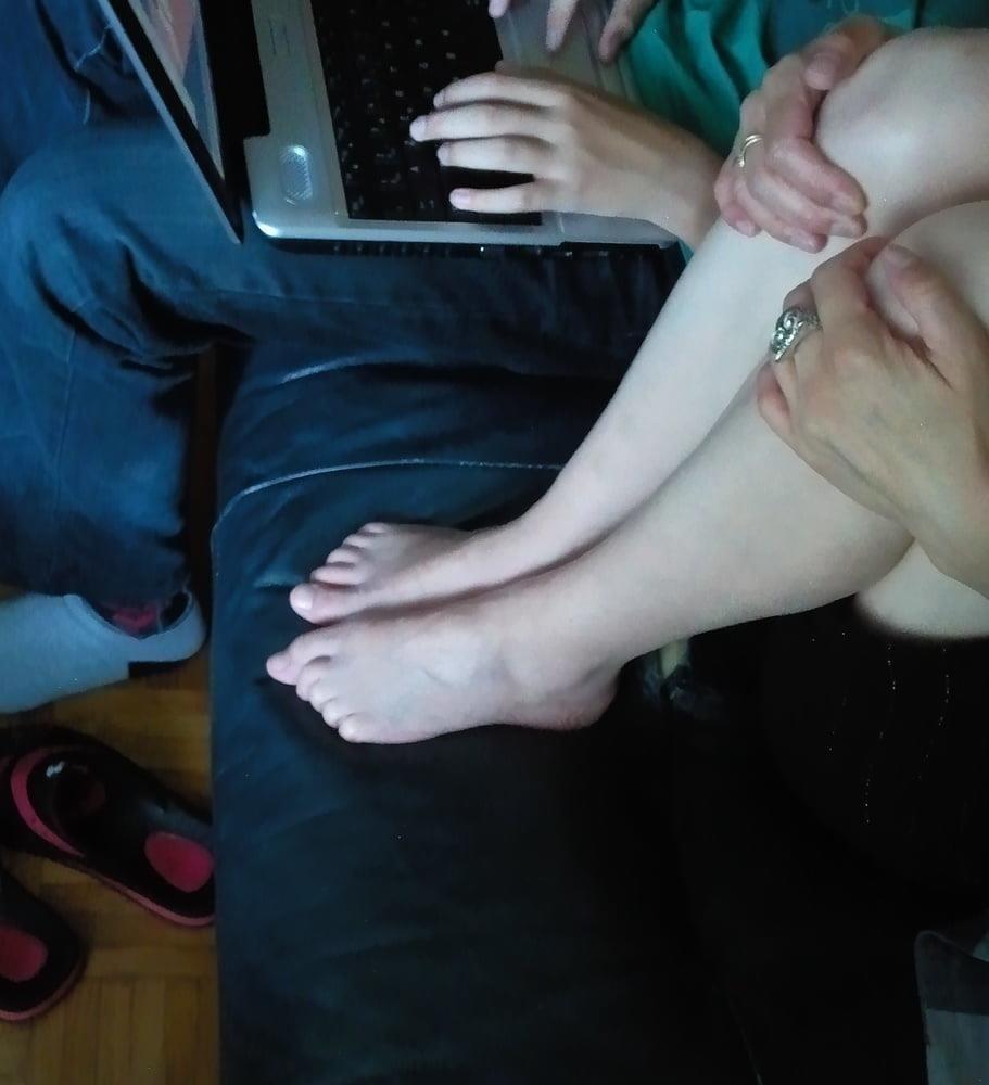 Mature feet pics-3144