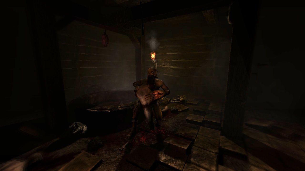 Amnesia: The Dark Descent Captura 3