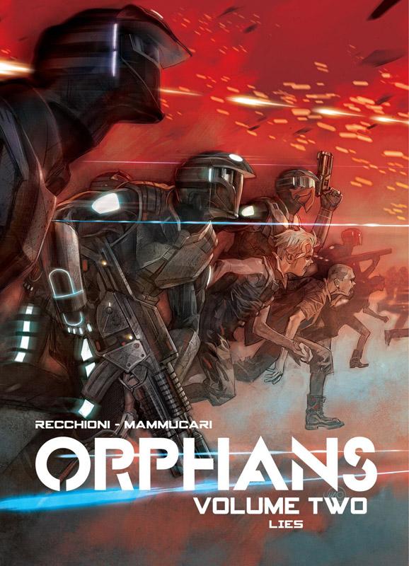 Orphans 01-04 (2018-2020)