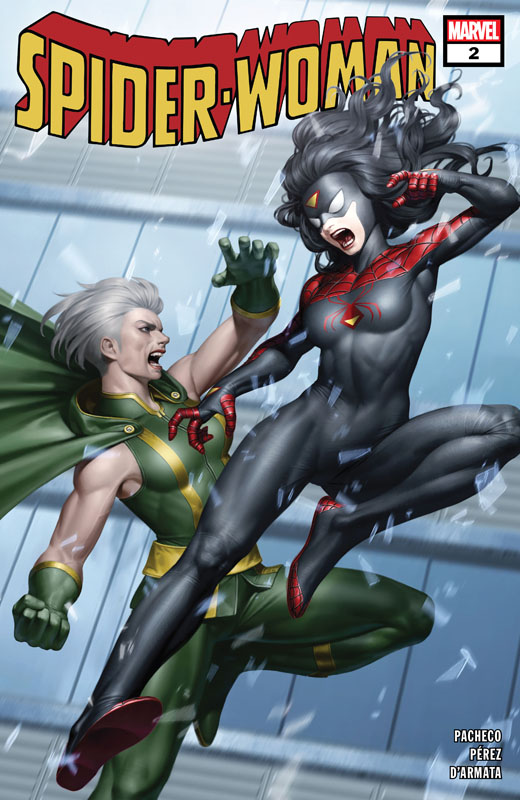 Spider-Woman #1-4 (2020)