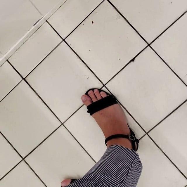 Candid feet porn-6592