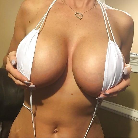 Big boobs in sexy bikini-8058
