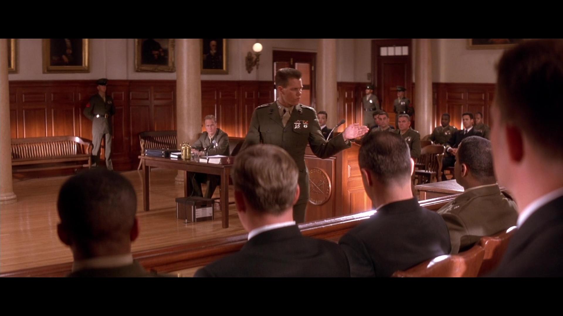 Cuestion De Honor 1080p Lat-Cast-Ing 5.1 (1992)
