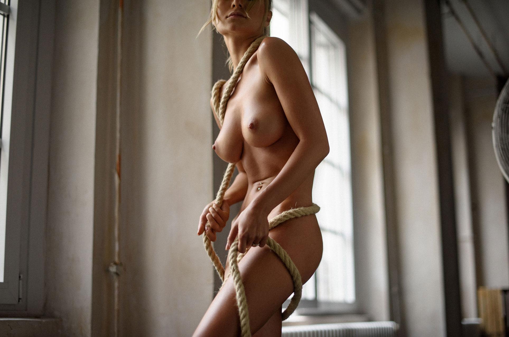 Тренируемся с Дашей Литвин / Daria Lytvyn by Sacha Leyendecker - Body Workout
