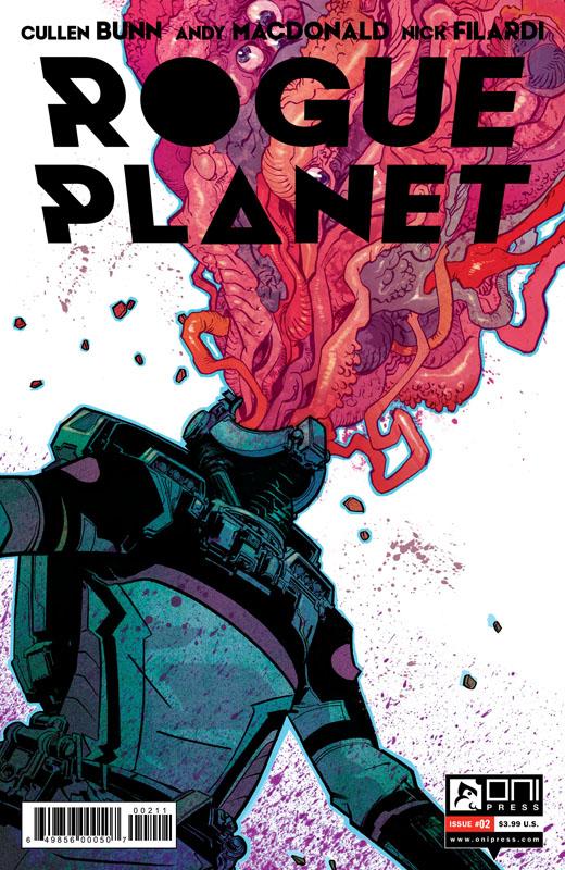 Rogue Planet #1-4 (2020)