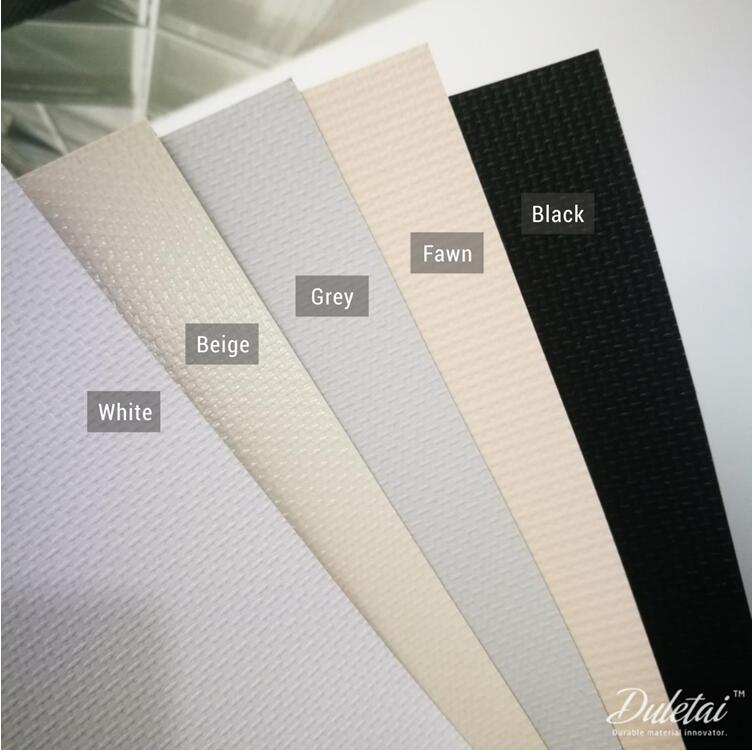 Haining Duletai New Material Co., Ltd. Announces Fiberglass Window Shade Fabrics To People Who Are Thinking Of Refurbishing Their Decorations