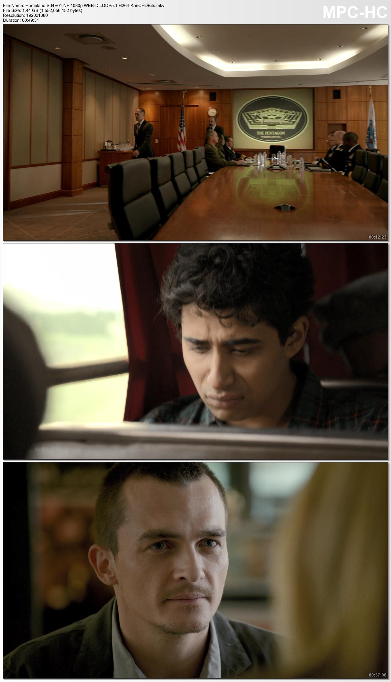 Tổ Quốc Phần 04 - Homeland S04 2014 1080p NF WEB-DL DDP5.1 x264 screenshots