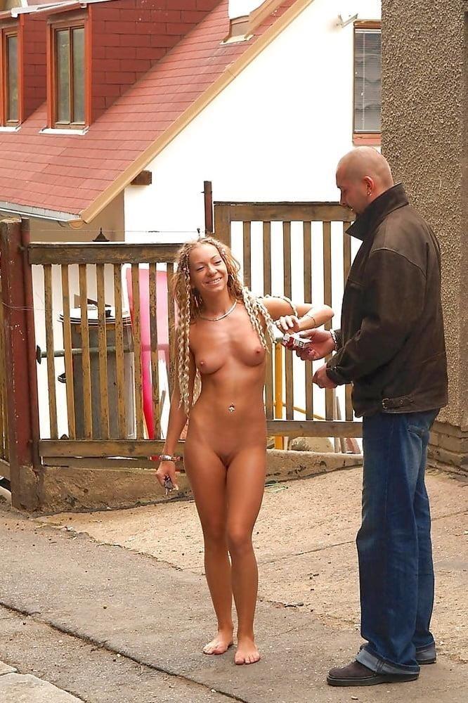 Women masterbating in public places-2581