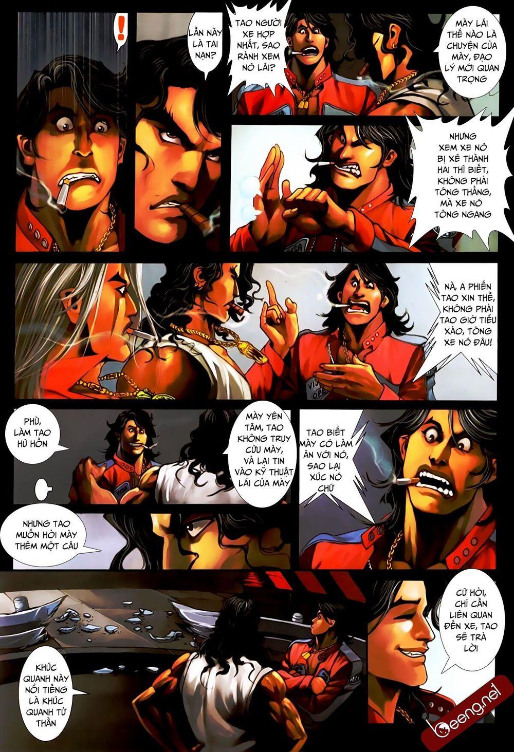 Hỏa Hồng Niên Đại Hắc Cốt Đường Chapter 416