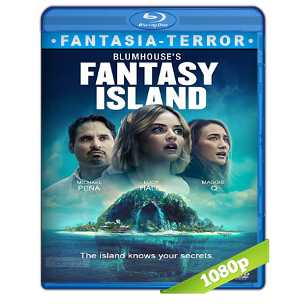 La Isla De La Fantasia (2020) BRRip Full 1080p Audio Trial Latino-Castellano-Ingles 5.1