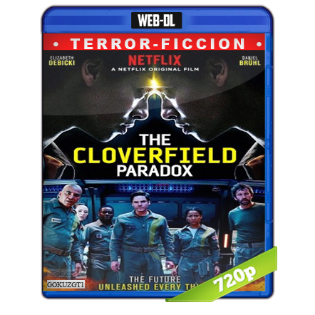 descargar The Cloverfield Paradox 720p Lat-Cast-Ing[Ficcion](2018) gratis