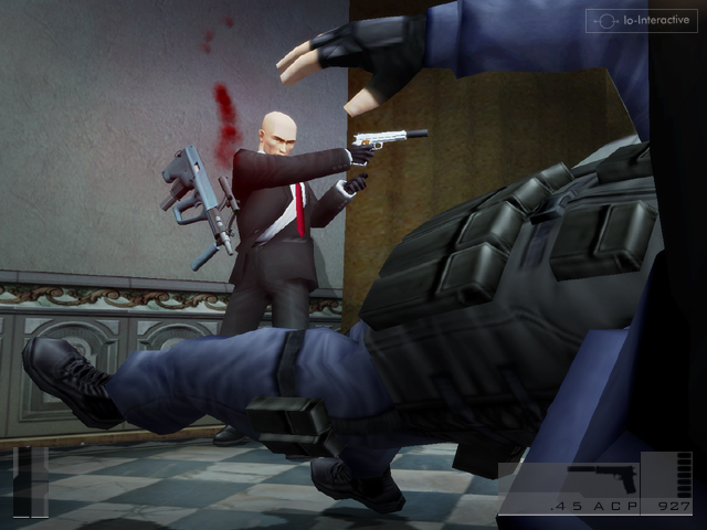 Hitman 3: Contracts Captura 2