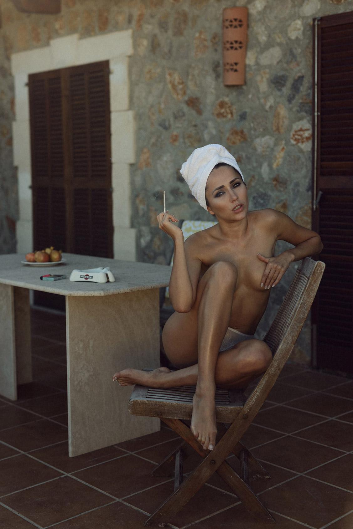 Anastasiya Avilova nude by Dennis Kilch - Yume Magazine