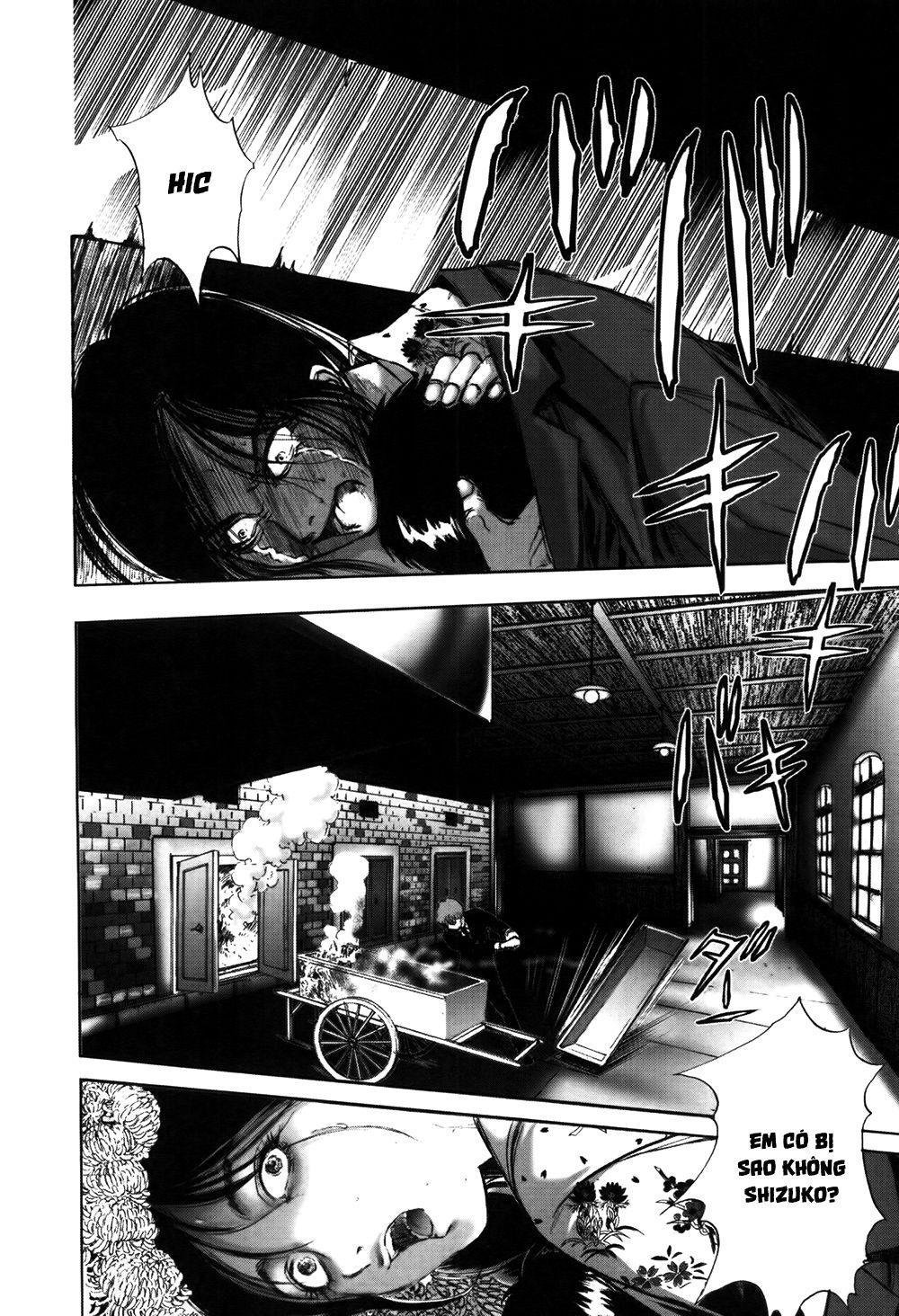 Dị Nhân Quán Chapter 57 - Trang 21