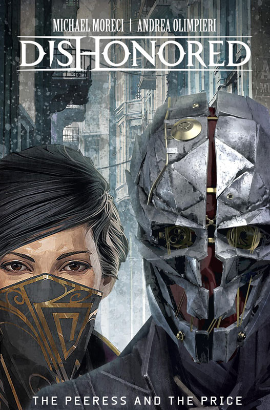 Dishonored - The Peeress and the Prince (2018)