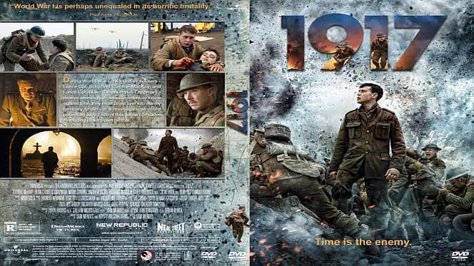 1917 (2019) BRRip Full 1080p Audio Trial Latino-Castellano-Ingles
