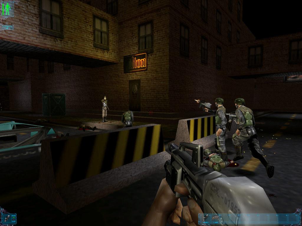 Deus Ex: GOTY Edition + Revision Captura 3