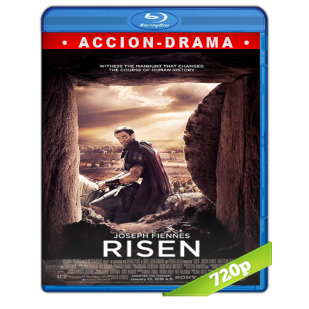 La Resurreccion De Cristo (2016) BRRip 720p Audio Trial Latino-Castellano-Ingles 5.1