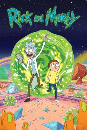 Rick and Morty S02 COMPLETE 720p BluRay x264-GalaxyTV
