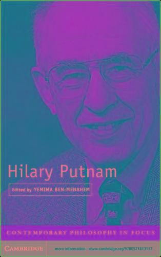 Hilary Putnam Contemporary Philosophy