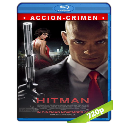 descargar Hitman 720p Lat-Cast-Ing[Accion](2007) gratis