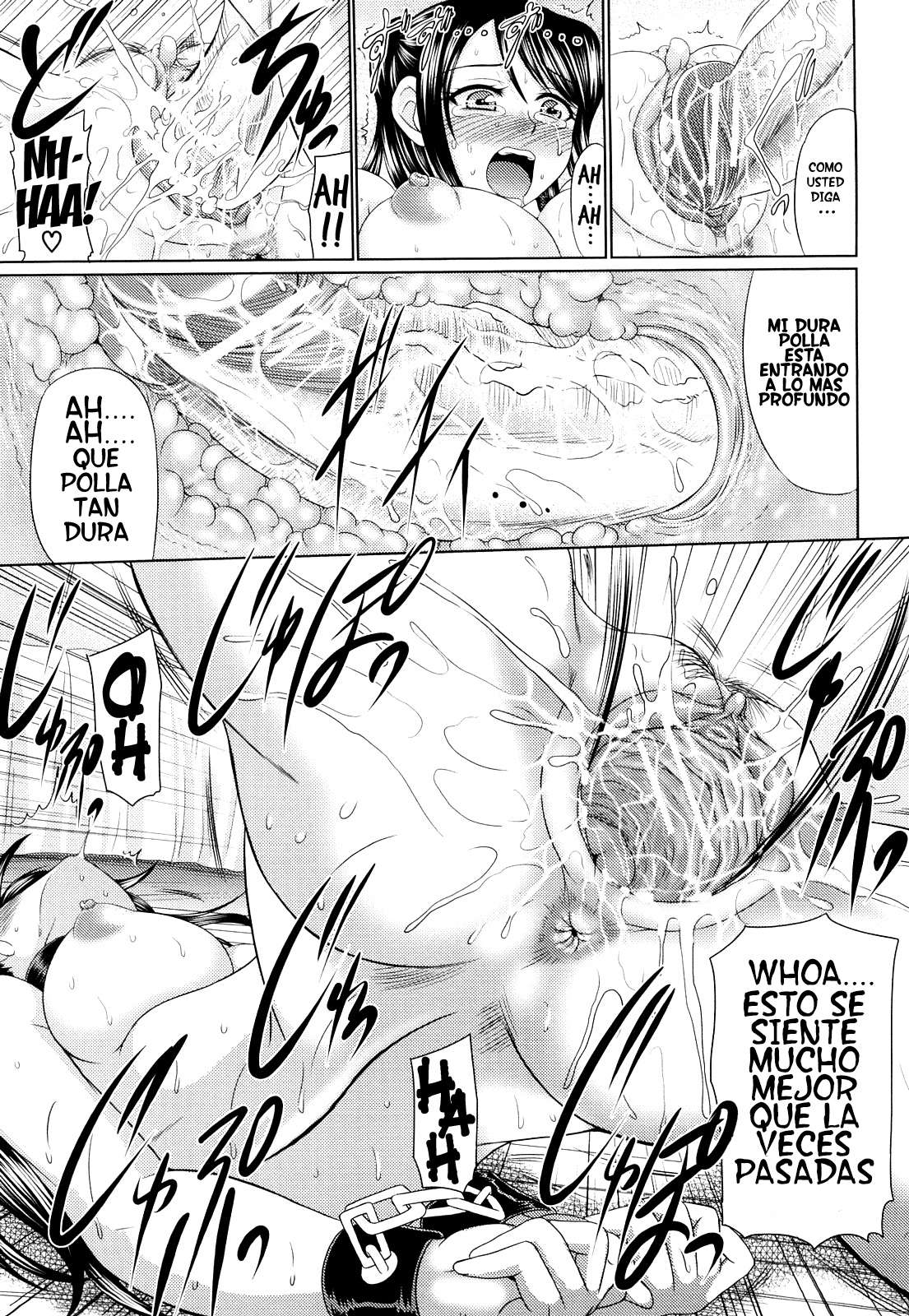Nikuyoku Analyze♥ Chapter-6 - 14