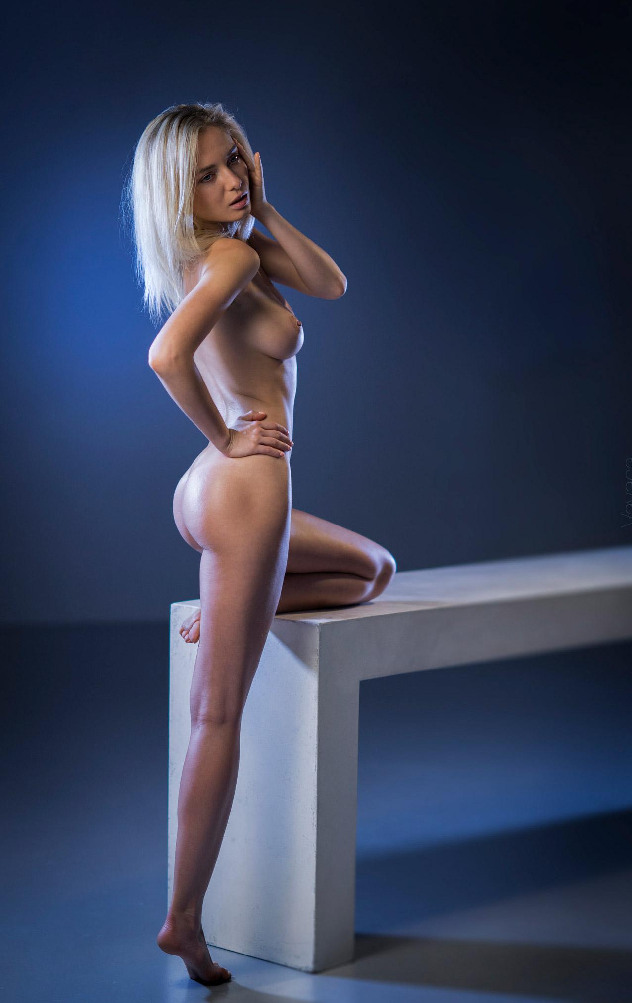 Наталья Андреева / Natalia Andreeva nude by Vladimir Nikolaev